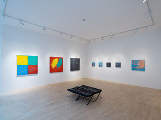 Antony Donaldson : Of Memory and Oblivion, installation view