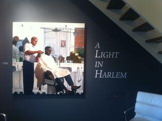 A LIGHT IN HARLEM - Featuring Kadir Nelson, installation view