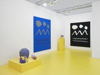 Salon 94 at Frieze London 2014, installation view