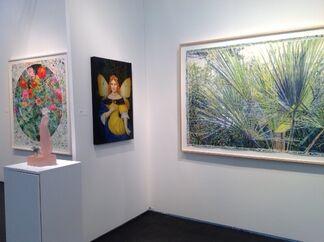 Nancy Hoffman Gallery at artMRKT San Francisco 2015, installation view