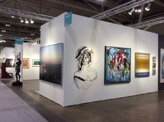 Odon Wagner Contemporary at Art Toronto 2016, installation view