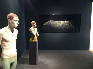 Personal Structures - Crossing Borders, installation view