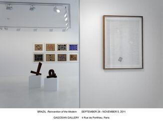 Brazil: Reinvention of the Modern, installation view