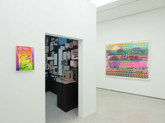 Remembering Tomorrow: Artworks and Archives, installation view