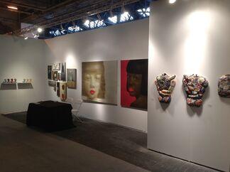 La Lanta at SCOPE New York 2014, installation view