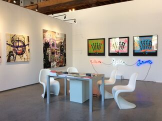 CIRCA Gallery at 1:54 Contemporary African Art Fair New York 2015, installation view