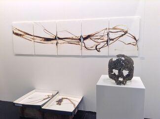 GALERIE BENJAMIN ECK at ART.FAIR Cologne 2013, installation view