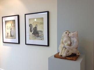 Heidi Preuss Grew & Michael Barnes, installation view