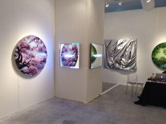 gallery nine5 at Art Miami 2013, installation view