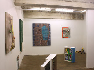 The Shared Patio, installation view