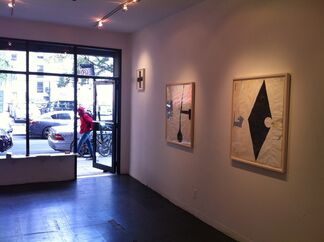 Steve Greene. Afterimage, installation view