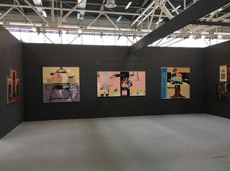 Robilant + Voena at Arte Fiera 2016, installation view
