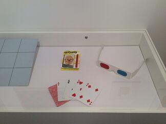 Richard Baker - Summer Fun and Games, installation view