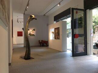RESPECT | Quentin Garel - Vanni Cuoghi - Gabriele Buratti - Massimo Caccia - Alice Zanin, installation view