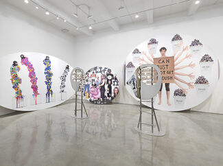 Olaf Breuning: The Life, installation view
