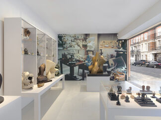 Henry Moore: Wunderkammer Origin of Forms, installation view