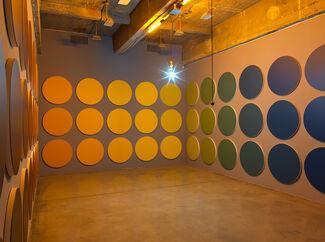 Olafur Eliasson: The listening dimension, installation view