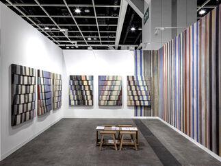 Pippy Houldsworth Gallery at Art Basel in Hong Kong 2016, installation view