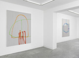 Klaus Jörres - ÄRA, installation view