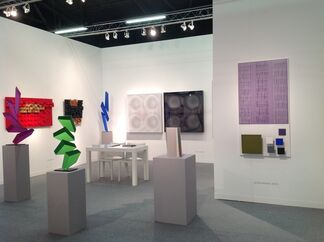 Art Nouveau Gallery at Art Miami New York 2015, installation view