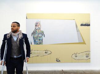 MARUANI MERCIER GALLERY at Art Brussels 2017, installation view