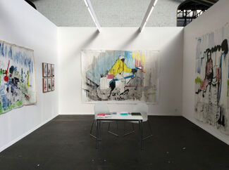 Tiwani Contemporary at Art Brussels 2016, installation view