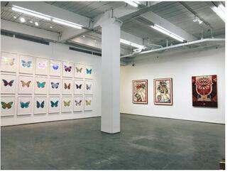 Samuel Owen Gallery - CHELSEA, installation view