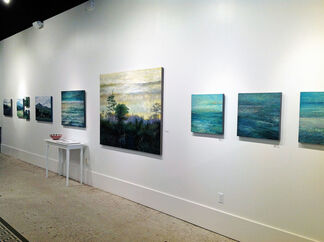 Larry Leach: Sublime Light, installation view