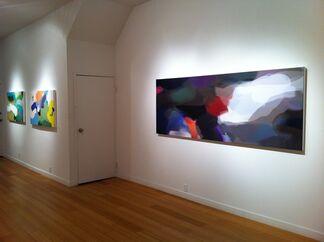 Anda Kubis: Transplendent, installation view