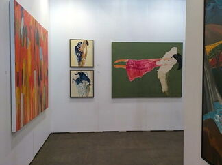 Odon Wagner Contemporary at Art Toronto 2014, installation view