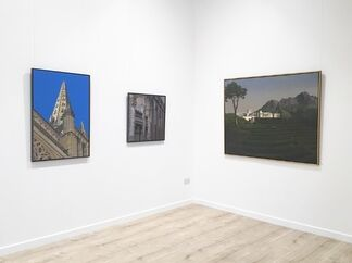 Carl Laubin: A Sentimental Journey, installation view