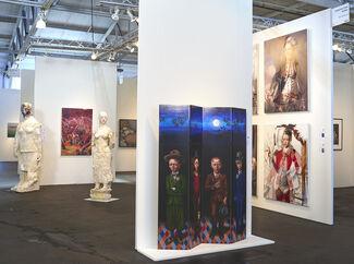 Catharine Clark Gallery at Art Market San Francisco, installation view