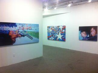 Chris Kienke: EXIT SIX, installation view