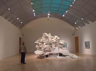 Diana Al-Hadid: Liquid City, installation view