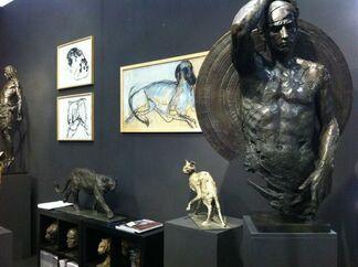 EURANTICA BRUSSELS FINE ART FAIR, installation view