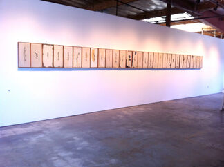 Tony Brown, installation view