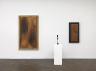 Alberto Giacometti Yves Klein: In Search of the Absolute, installation view