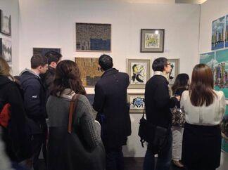 Artflow at Affordable Art Fair Spring 2015, installation view