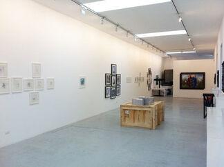 SENTIMENTOS - Josè Molina, installation view
