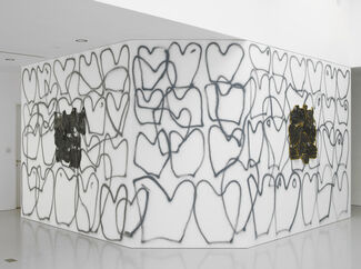 Josh Blackwell: Never Uses, installation view