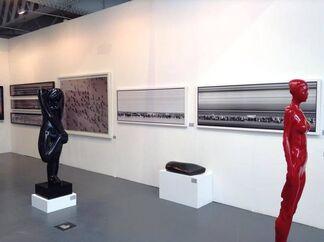 Faur Zsofi Gallery at Art15 London, installation view