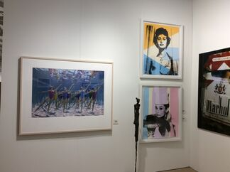 GALLERY M at Art Hamptons 2015, installation view