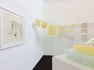 Galerie Steinek at viennacontemporary 2016, installation view