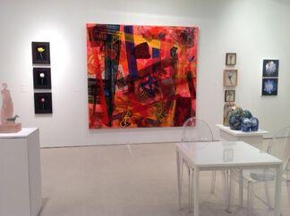 Nancy Hoffman Gallery at Art Miami 2014, installation view