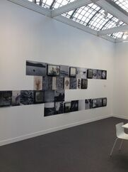 Dillon Gallery at Paris Photo 14, installation view
