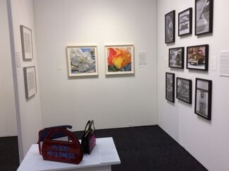 Nancy Hoffman Gallery at Art on Paper New York 2017, installation view