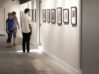 The Visual Subconscious, installation view