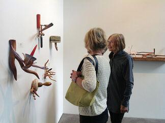 "David French - ""Tone"", installation view"