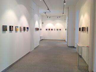 <20 15x15/20x20 | 2014 - Edition I, installation view