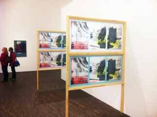 Mike Karstens Galerie at IFPDA Print Fair 2017, installation view